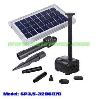 8v 3w Small Solar Ed Fountain Pump Sp3 5 320607d