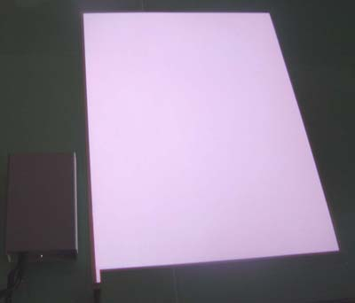 Low Price A1 White El Backlight Electroluminescene Panel Wholesale