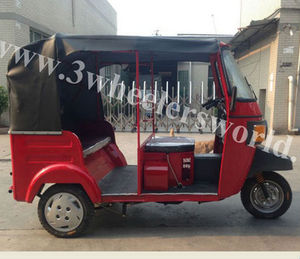 200cc EEC Bajaj Tricycle TUK TUK Three wheel Motorcycle Passenger Tricycle For Sale
