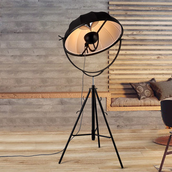 Loft Retro Nordic Studio Simple Creative Designer Tripod Floor Lamp
