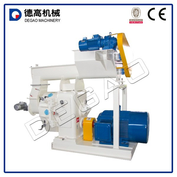 Hot sale rice straw pellet machines CE and low price