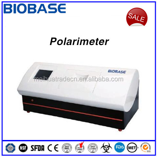 2017 BIOBASE HOT! laboratory Polarimeter with LED lamp,electronic auto testing machine,laboratory equipment for sale-y