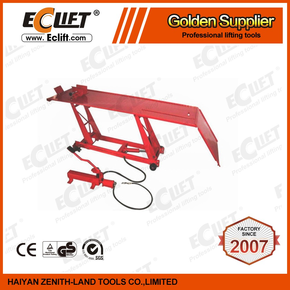 Motorcycle Lift Table&heavy duty ATV/motorcycle lift&ATV jack(ZML1003)
