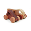 Wooden Educational Toys Montessori Material Trucks And Cars For Kids