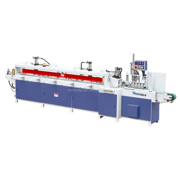 Alta precisione jointer finger joint assembler per legno