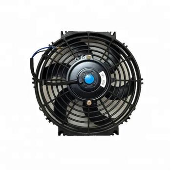 100 New Dv 12 Volt Universal Radiator Cooling Fan 10 Inch