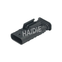 HAIDIE 4 pin male waterproof auto connector for Benz Hirschmann A 053 545 15 28 872-617-541