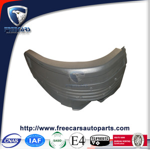good quality auto parts rear side front mudguard used for scania truck parts accessories