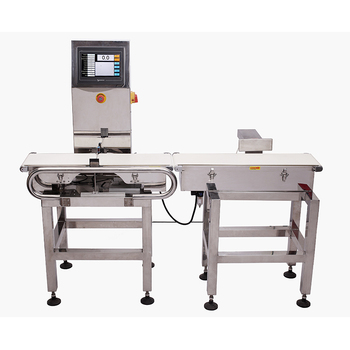 automatic online conveying check weigher machine weight checker