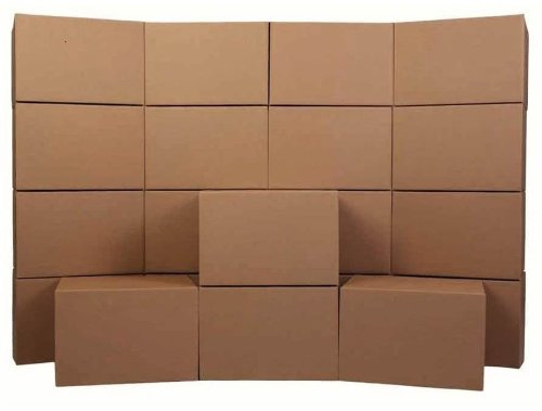 Cheap Cheap Moving Boxes LLC 20-Pack Medium Carton Boxes (Moving Boxes)