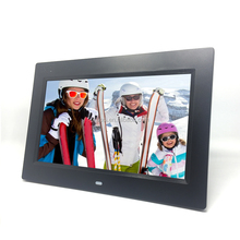 2018 new digital photo picture frame <span class=keywords><strong>10</strong></span> polegada top de venda quente de fábrica