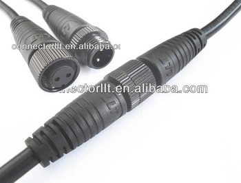 2 pole wiring connector waterproof led connector buy ip65 rh alibaba com 2 pole trailer wiring connector 2 pole trailer wiring connector