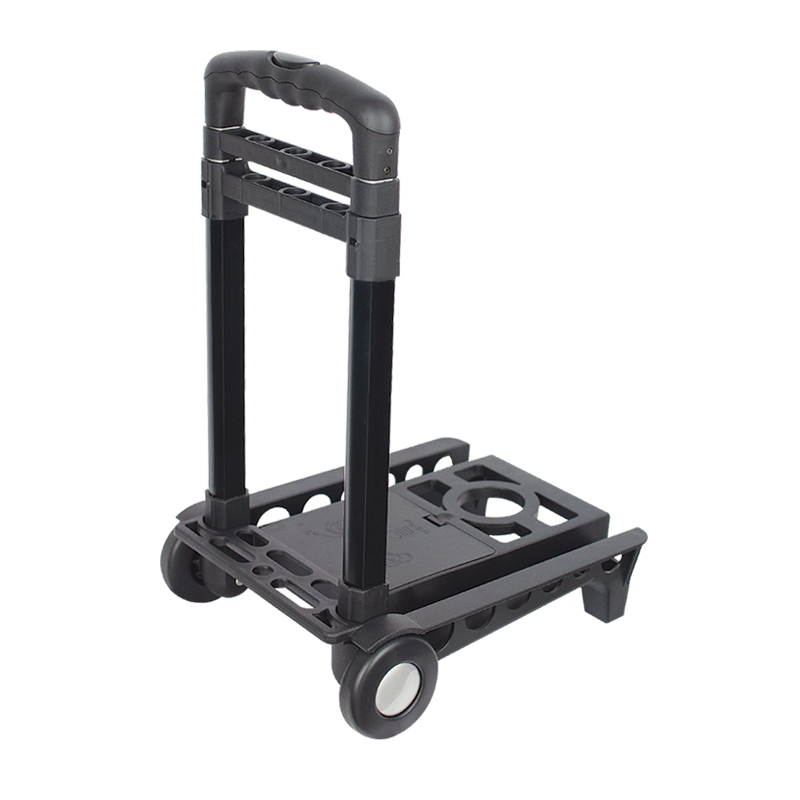 1362ddfe5882 Luggage Trolley Cart Compact Folding Shopping Cart Portable - Buy Folding  Luggage Cart Product on Alibaba.com