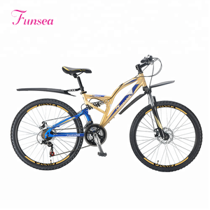 Professional 21 speeds racing 24'' steel frame mtb bicycle downhill china mountain bike for sale