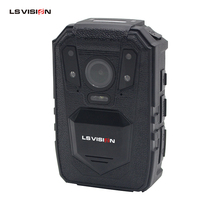 LS VISION HD 1080p Infrared Night Vision Security IR Cam with 32gb Police Body Camera
