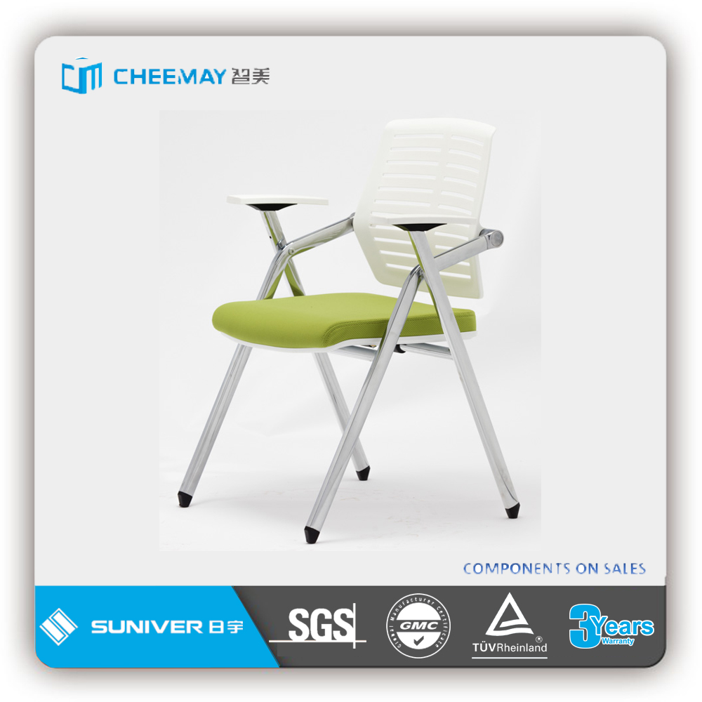 Cheemay Ergonomic visitor chair seat stackable
