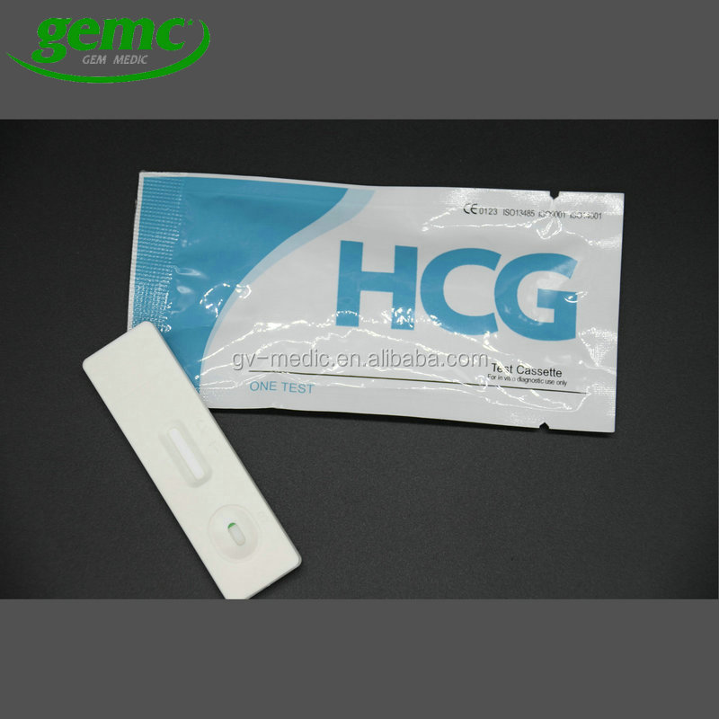 HCG Pregnancy Rapid Test Kit (Urine)-Strip