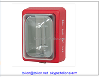 Hot selling directly China factory or manufacturer fire alarm system with extremely powerful siren to remind people