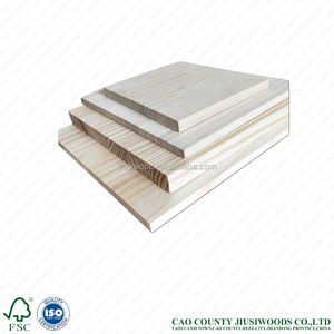 15mm pine wood boards solid edge glued pine panels