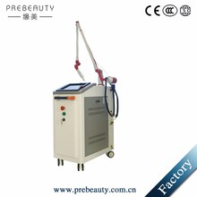 Q switch nd yag laser, tattoo removal Co2 laser machine