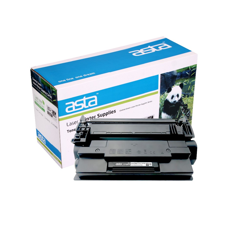 New Compatible CF287 Toner Cartridge CF287A for hp pro500 M506