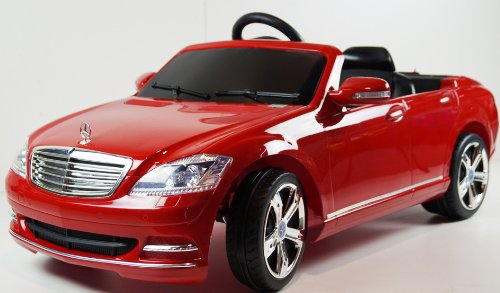 Ride on car MERCEDES licensed. For kids from 3 to 6 years. Two electric motors. MP3. Electric car with remote control. 2 Battery. Maximum speed of 5-7km/h. Seat belt.Battery powered 12V total.