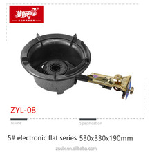 Electronic ignition flat series Medium pressure cast iron gas stove