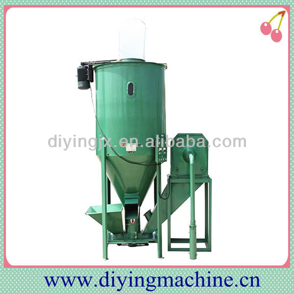 2013 best selling vertical grain mixer/Chicken Feed Mixing and Crushing Machine/Animal feed crusher & mixer made markets