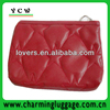 Embossed star pattern fashion contents cosmetic bag for ladies