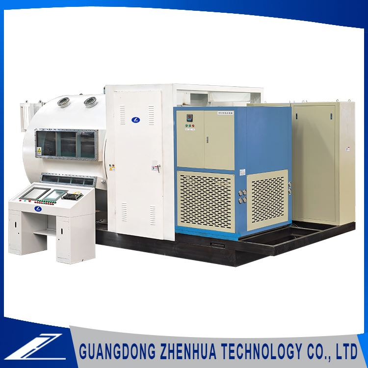 Personalized winding horizontal electronic product Low-E low radiation film multi-arc ion coating machine