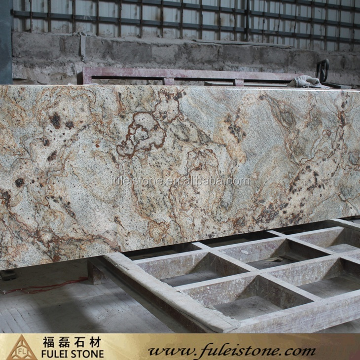Brazil Bianco Antico white Granite kitchen countertop
