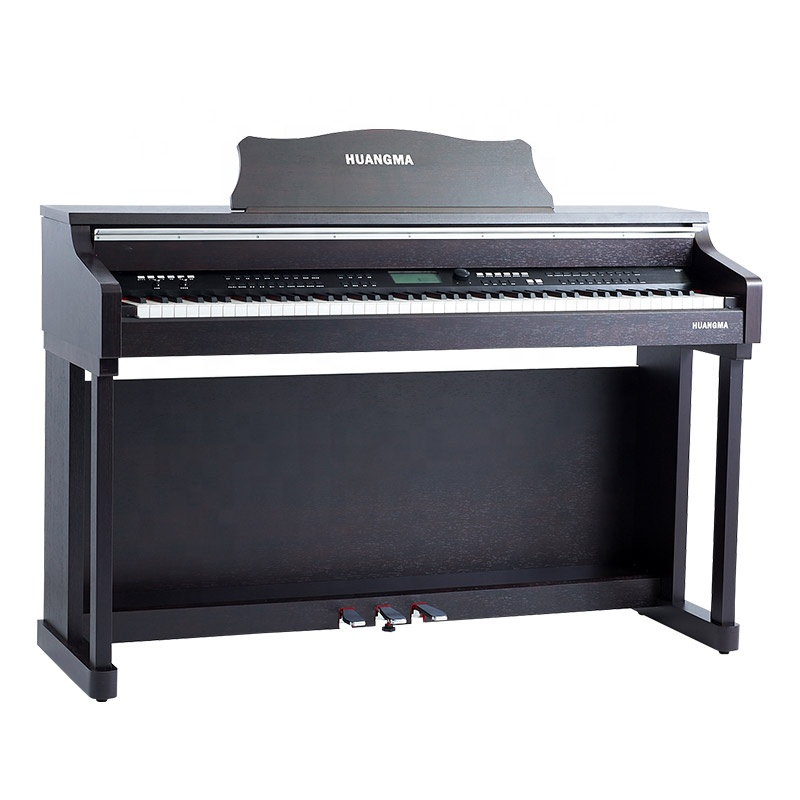 Spyker Hd-8838m 88 Key Touch Sensitive Electric Digital Piano Usb  Connectivity W/ Slide Out Lid - Buy Digital Piano,Digital Piano 88 Key