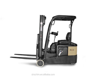 TCM forklift parts mini forklift truck three wheels electric forklift