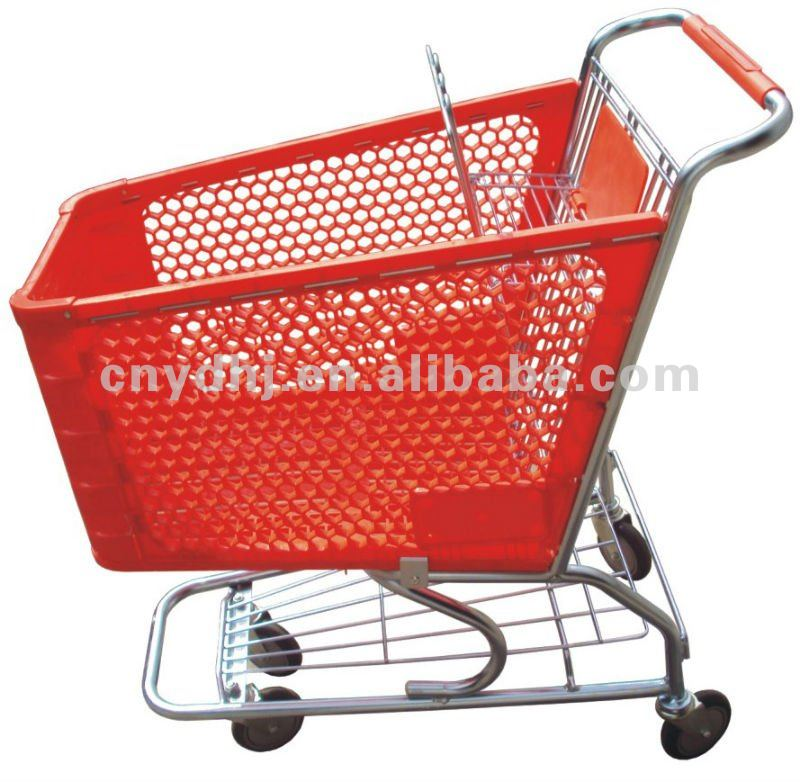 Colorfull Kids Shopping Trolley Direct From Factory YD-E-120L