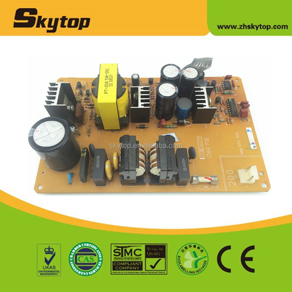 Skytop new original power supply 110v/220v for PLQ-20 engine board power board for Epson Passbook printer