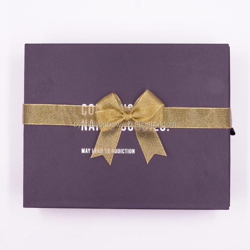Factory professional make decoration gift packing bows