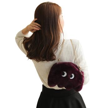 6e5606c54a Personalized Mini Kids Girl Gift Eyes Cartoon School Bag Messenger Bags