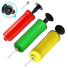 Colorful hand pump for basketball Inflator Brand Hand Air Pump