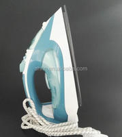Hot sale cordless steam iron with anti-drip self cleaning function