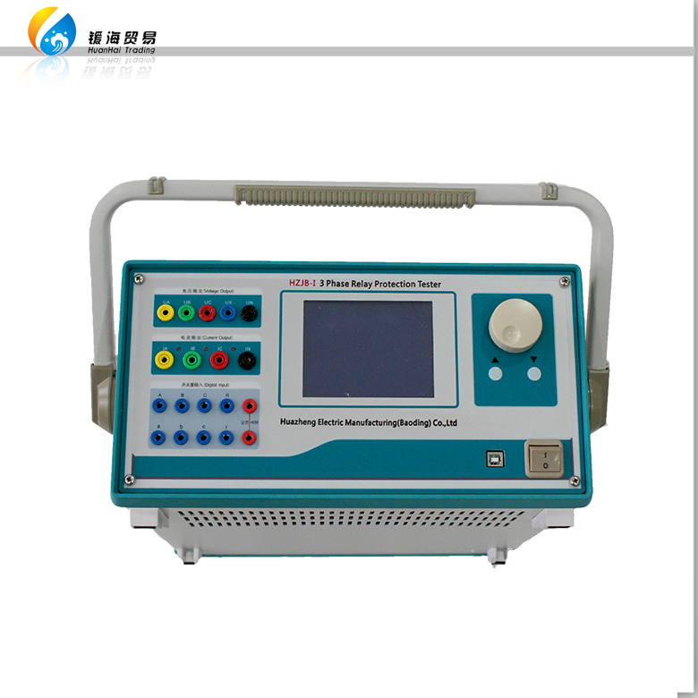 hz 702 Relay protection test device , electrical lab equipment