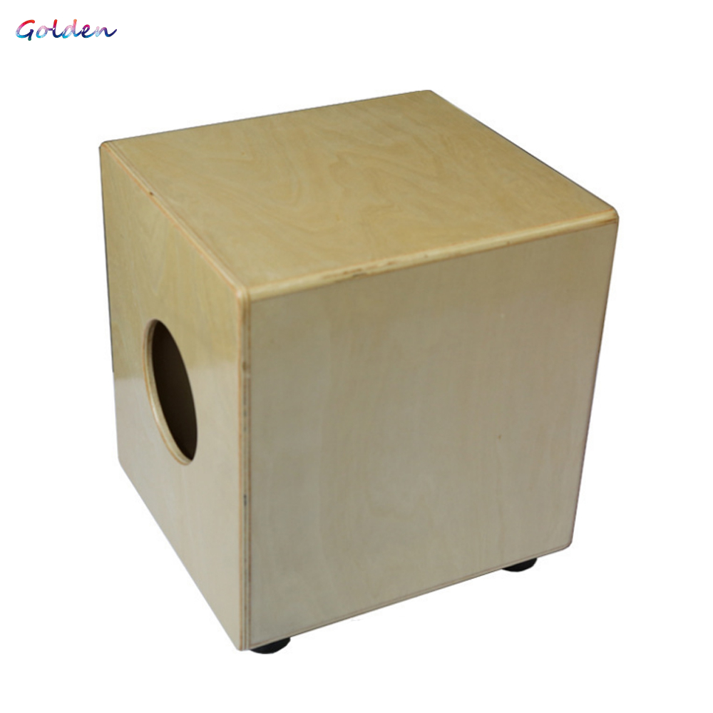 Mini Percussion Gecko Reise Cajon Trommel für Kinder