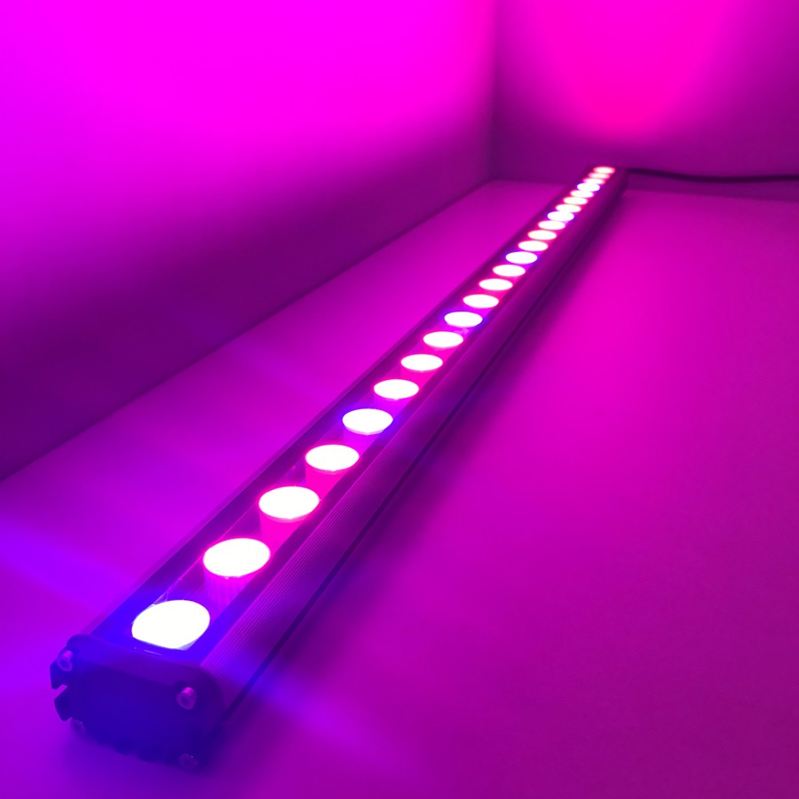 60w Veg Led Grow Lights For Aeroponic Tower Garden 90cm