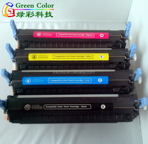 Remanufactured Toner Cartridge 6470A 6471A 6472A 6473A Color Toner for hp 3600