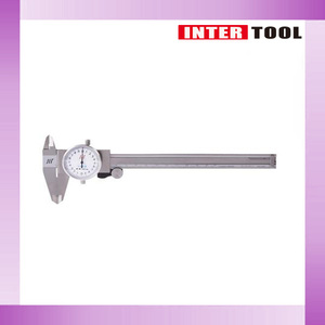 Chinese Made Multi-functional Dial Caliper with stainless body