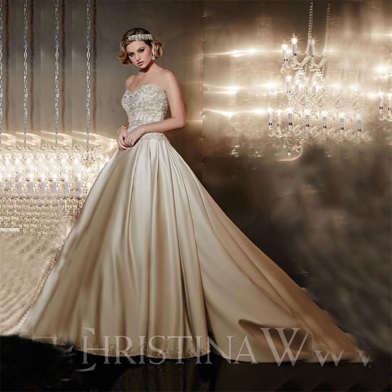 Wedding Gown Bra: 2015-beauty-his-bride-wedding-custom-bra-embroidery-art-No