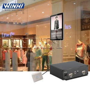 MPC1920-3 New advertising ideas with motion sensor video streaming device advertising product