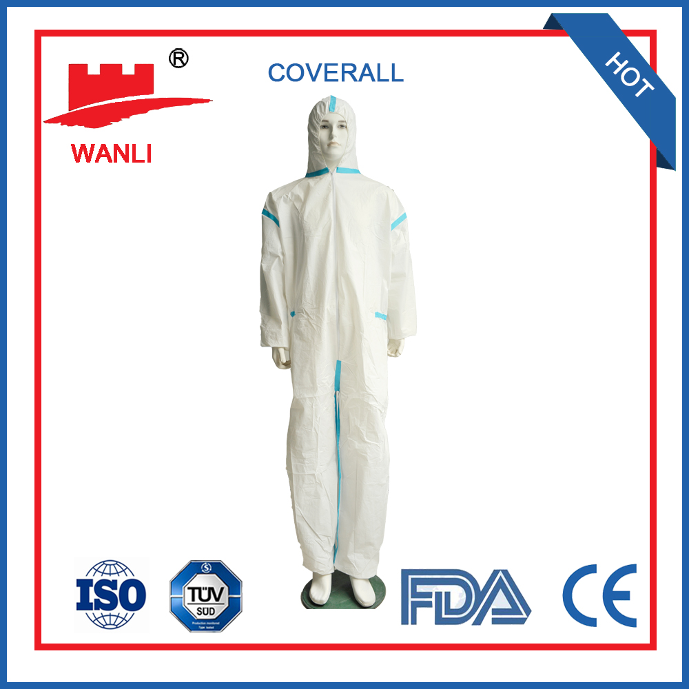 Safety Flame-Resistant Work Wear Protera Coveralls
