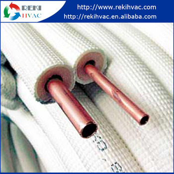 Air conditioner copper pipe insulated copper tube buy for Best copper pipe insulation
