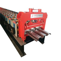 Steel Structure Floor Decking Steel Galvanized Floor Decking Roll Forming Machine For Sale With High Quality