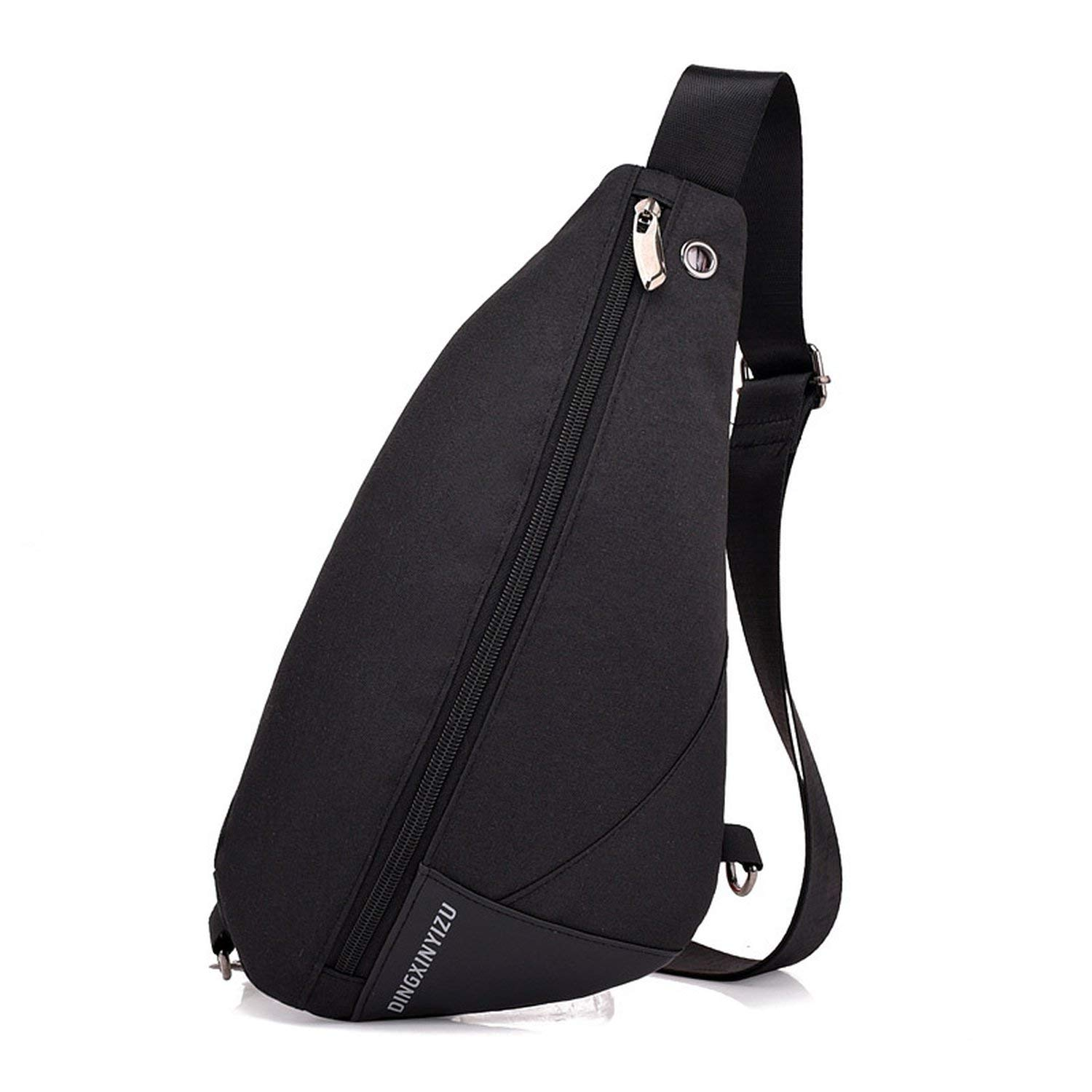 453272f4be2a Get Quotations · Cross Body Messenger Bag Shoulder Backpack Travel Rucksack  Sling Bag